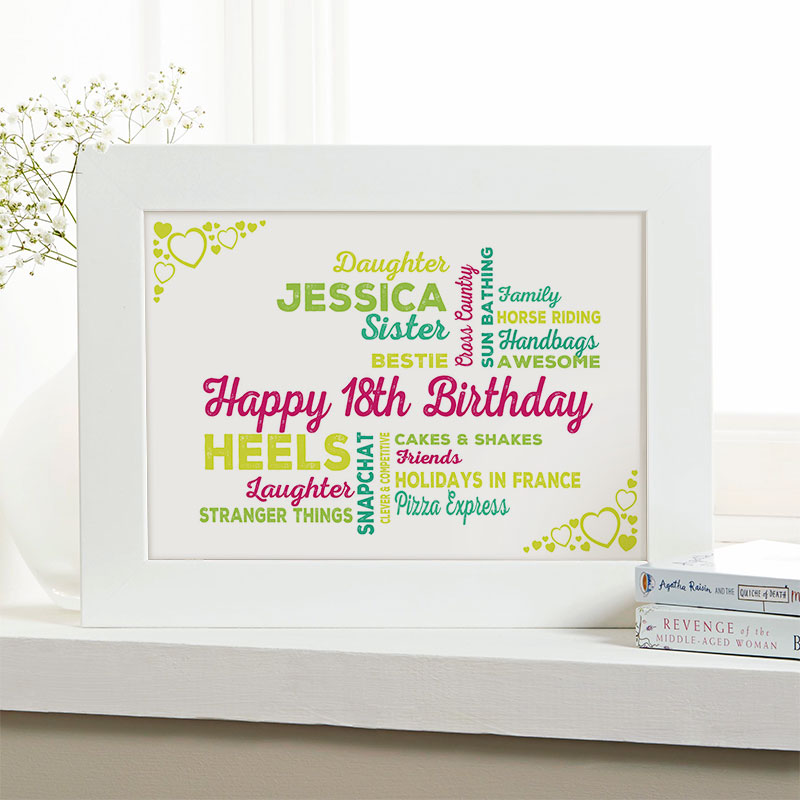 gift ideas for 18 year old birthday