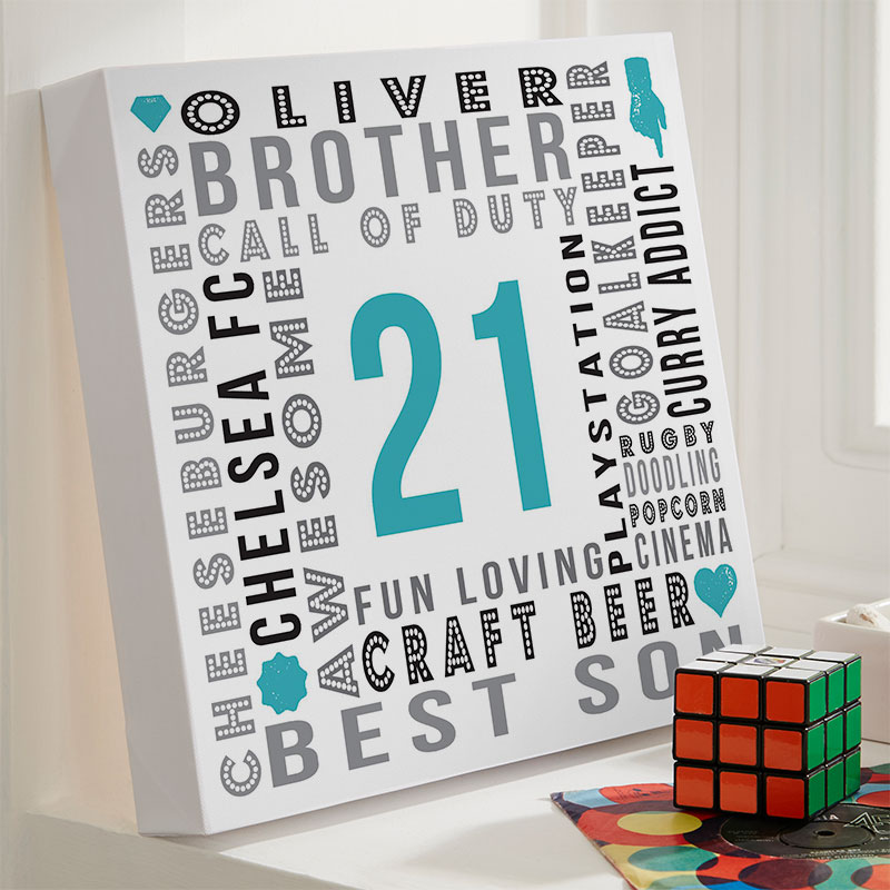 21st Birthday Gifts Present Ideas For Men