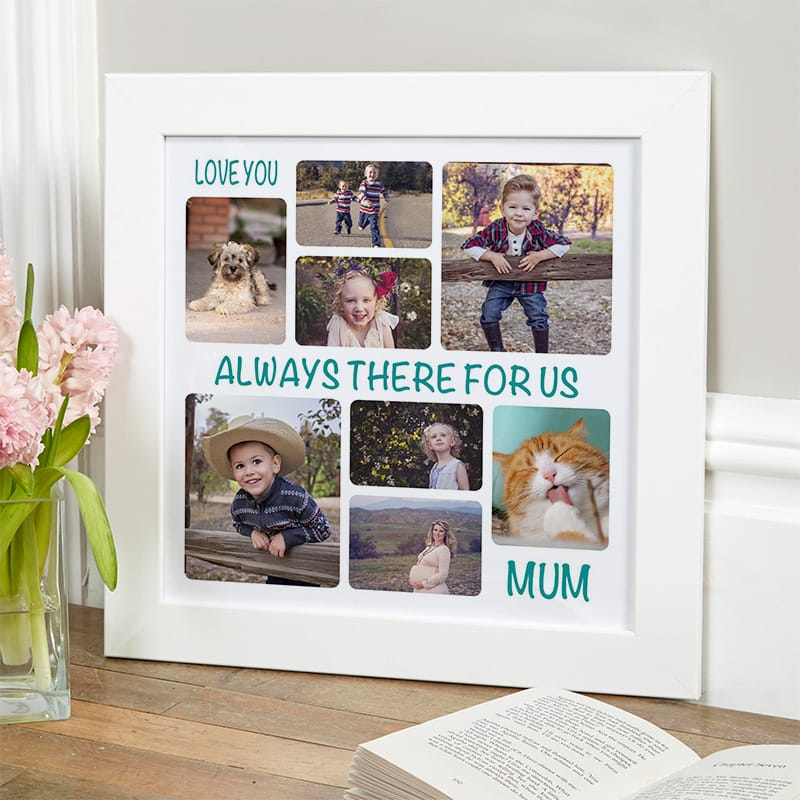 photo montage picture gift for mum